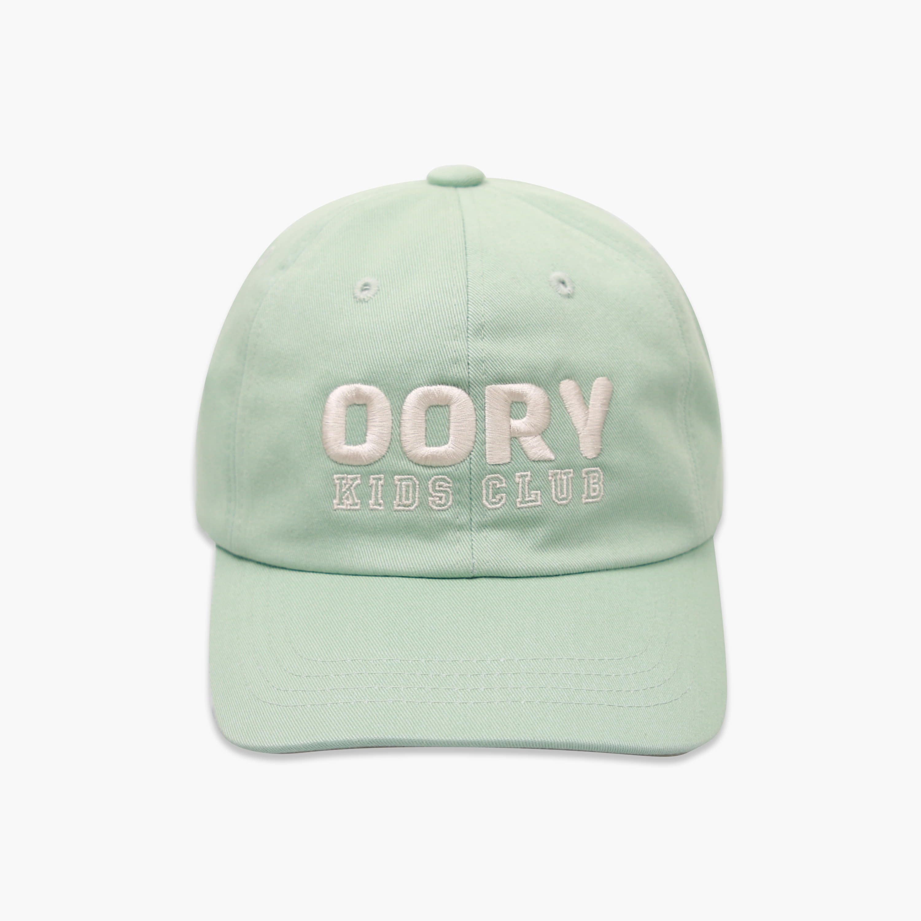 OORY logo basic cap - mint